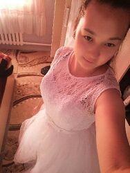Продам белое свадебное платье.