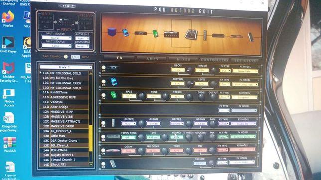 Procesor Pod HD 500x- Tunat