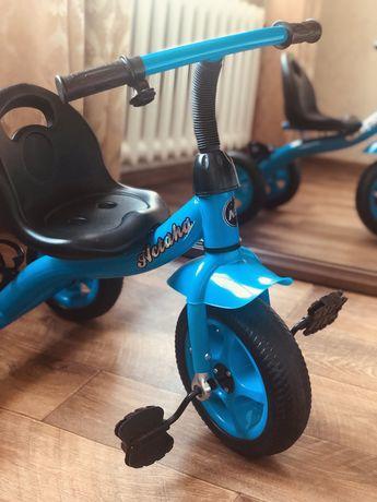 Продах 3-х колесный детский велосипед
