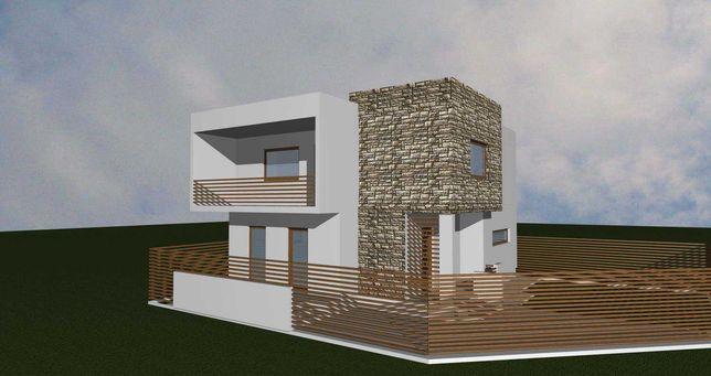 Case lemn - prefabricate lemn