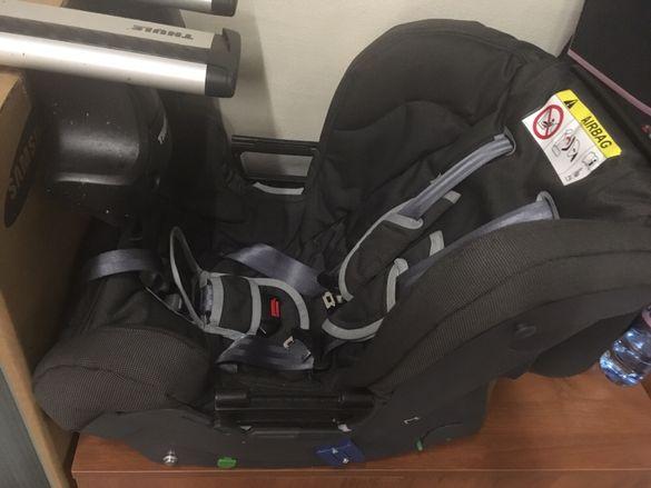 Детско столче за кола Britax Klippan Kiss 2, 0-18 кг (4,6 м-4г)