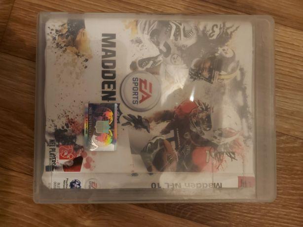 Joc Playstation 3 PS3 Madden NFL 10 Detalii in descriere