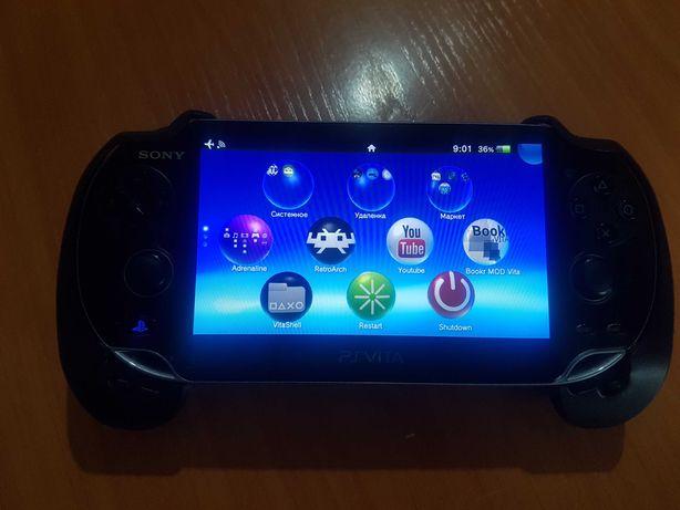 Продам Playstation PS Vita 16 gb