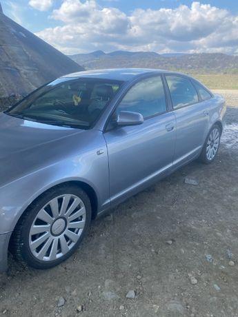 Set 4 jante 245 40 R18 Audi A6 C6 din 2006