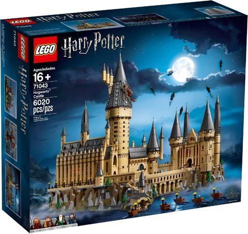 Lego Harry Potter 71043, Castelul Hogwarts,original (asamblat,complet)