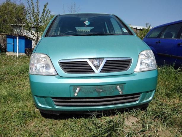 Dezmembrez Opel Meriva 1.7 cdti Anul 2005