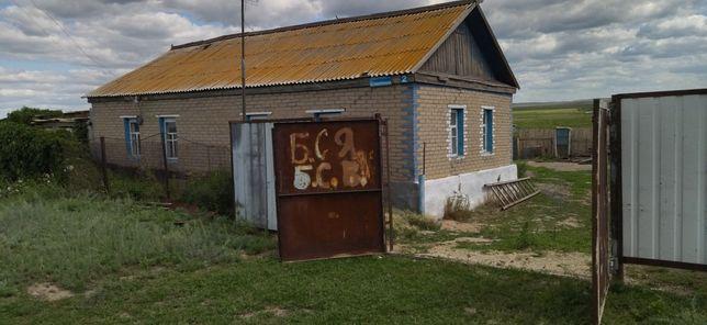 Продам дом п. Александровка