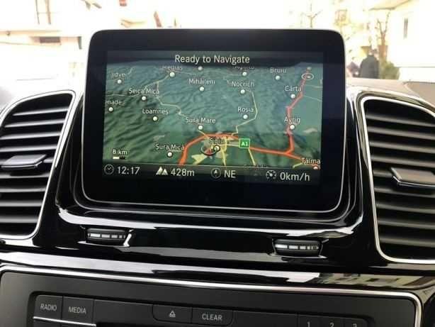 Card navigatie Garmin Mercedes A B C CLA E GLA GLE Europa V17 2021
