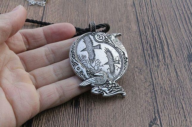 Colier simbol Odin, viking, celt,