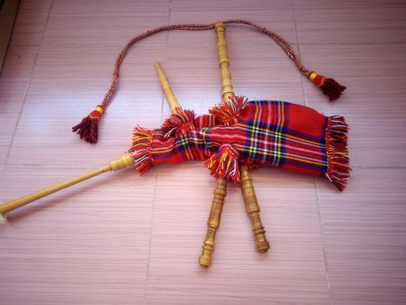 Шотландска гайда декоративна