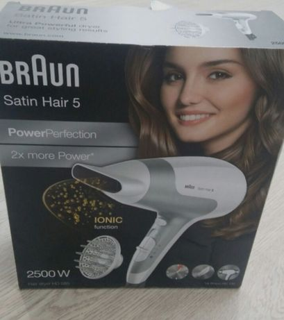 Продам фен Satin hair 5
