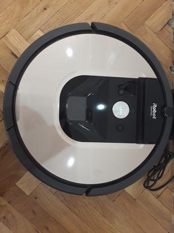 робот прахосмукачка Irobot Roomba 966