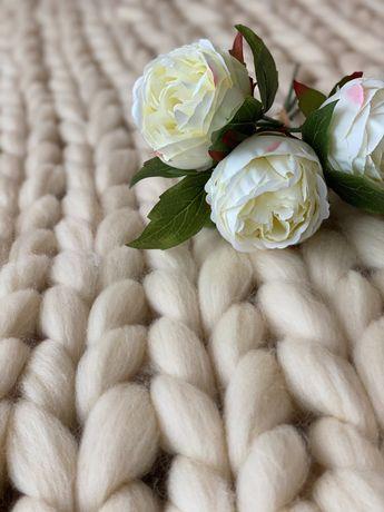 Ново одеяло от мериносова вълна