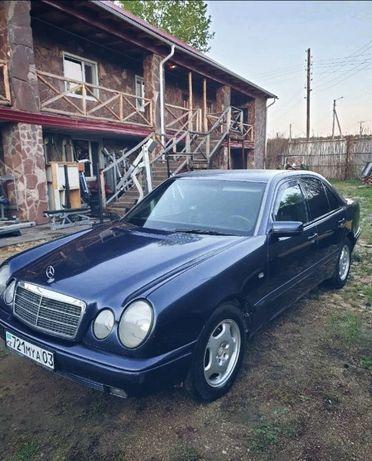 обменяю Mercedes w210