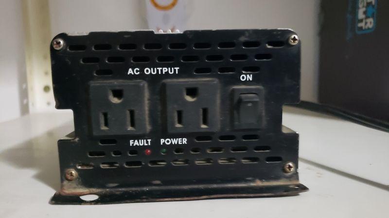 SIMA - 1000 вата DC към инвертор на захранване с АВТОМАТИЧНА ТЕРМИЧНА гр. Белица - image 1