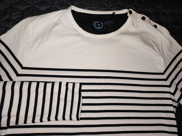 Brice - Памучна блуза - Размер L