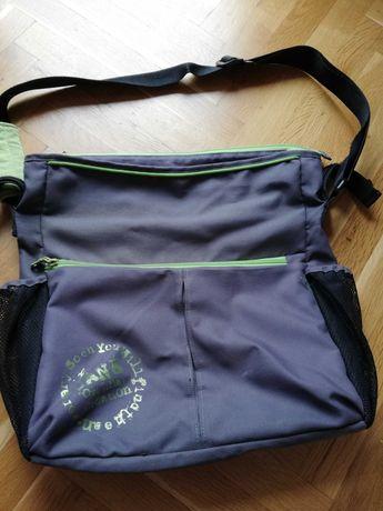 Чанта за количка с подложка за повиване Jane Muum