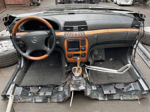 S55 AMG long  дверные карты панель  авторазбор япония распил двигател