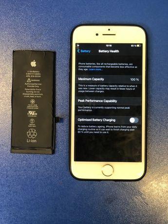 Baterie iPhone 6 100 lei (acumulator)