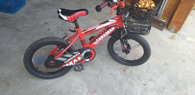 De vanzare bicicleta copii CARAIMAN