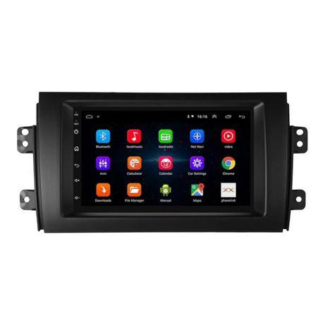 Rama + Navigatie Android 9.1 Suzuki SX4 2005+ Fiat Sedici