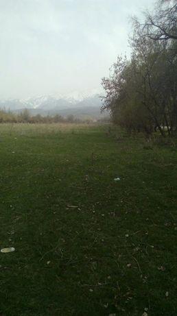 Участок 68 соток п.Рыскулово Талгар к/х курорт по дороге на Ак Булак