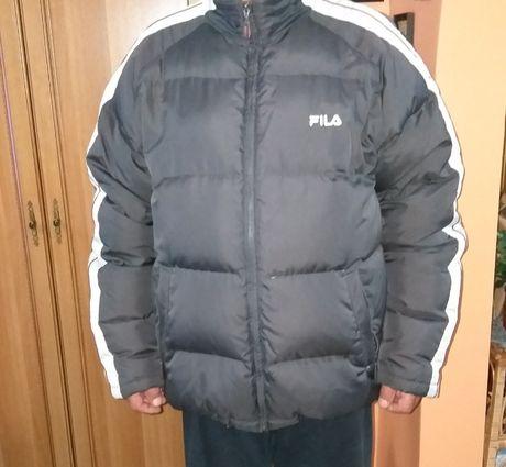 """Мъжко зимно пухено яке """"FILA"""""""