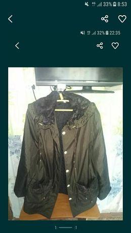 Куртка женская 58-60. Обмен.читайте