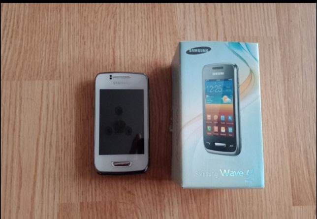 Samsung Wave Y - Full Box - nefuncțional