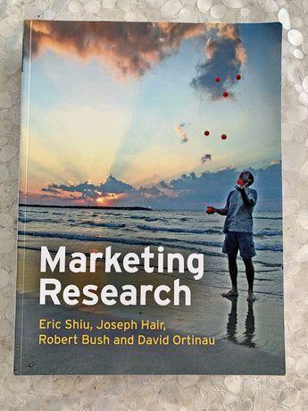 Книга Маркетинговое Исследование на английском
