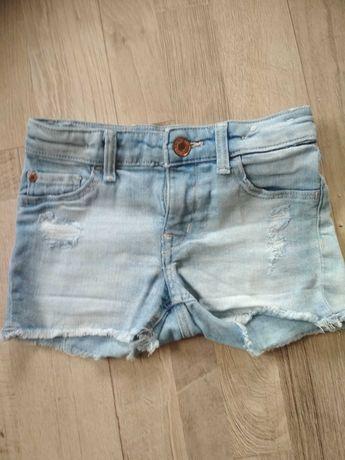 Детски дънкови панталонки