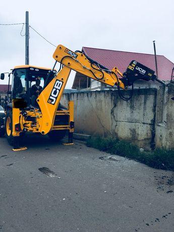 Buldoexcavator Buldo Picon Miniexcavator Demolari Sapaturi Excavator