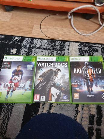 Vând jocuri Xbox 360