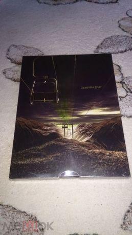 """Земфира """"Клипы"""" DVD (запечатан) и Blink-182 """"Sound & Vision"""""""