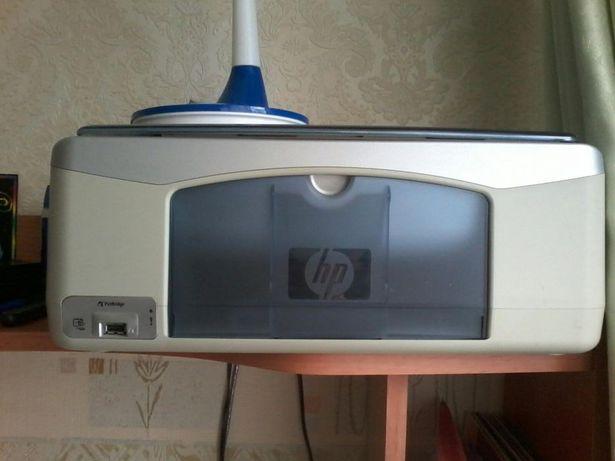 Продам принтер-сканер.