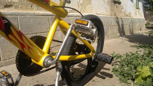 Велосипед BMX много запазен
