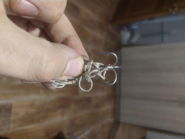 продам рыболовный крючек
