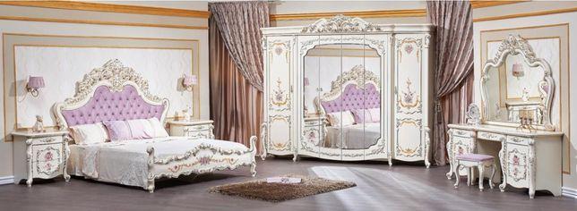 В продаже Спальня ВЕНЕЦИЯ Классик!Мебель со склада в Алматы.