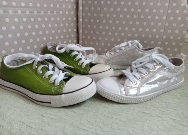 Teniși / încălțăminte fete mărimea 35- 36 (22,5 cm la interior)