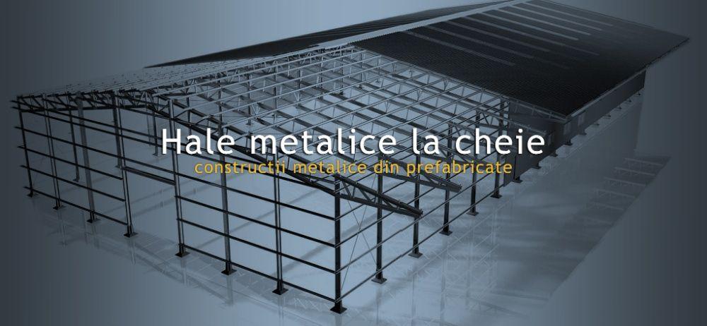 Tabla cutata trapezoidala acoperis , perete , hale metalice, grajduri Bucuresti - imagine 1