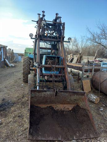 Продам стогомёт с вилами и ковшом движка и рога для погрузки леса