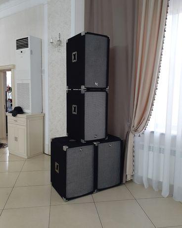 Продам два комплекта шикарного звука Electro voice gladiator Made in G
