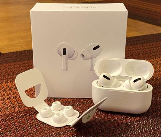 Airpods Pro with Wireless Charging Case 100% originale