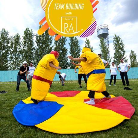 Тимбилдинги Павлодар teambuilding