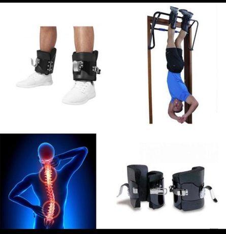 Инверсионные/гравитационные ботинки для лечения грыжи/для турник