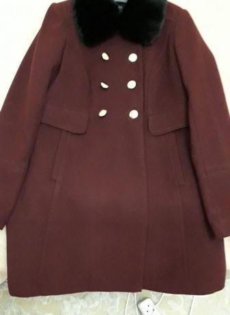 Новое пальто 46р