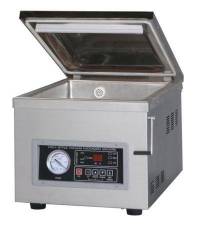 Настольная вакуум упаковочная машина DZ-260/SS (нерж)