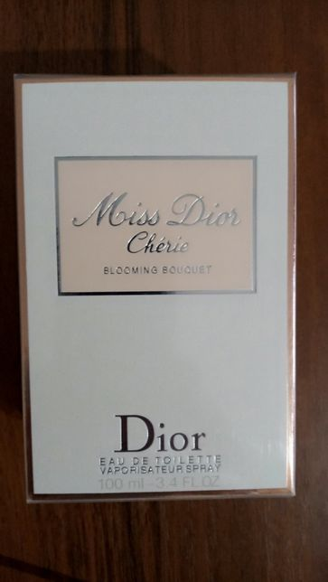 Туалетная вода Miss Dior Cherie Blooming Bouquet 100 ml