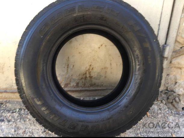 Одна шина Bridgestone Dueler H/T 255/70/r16