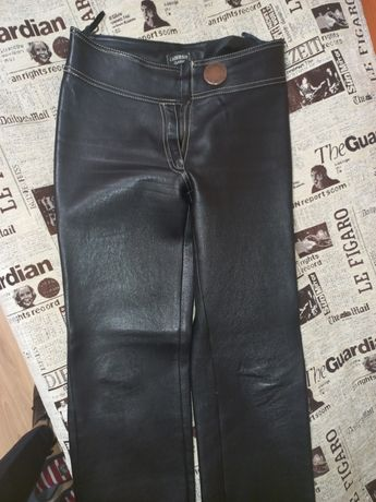 Кажанные брюки- штаны